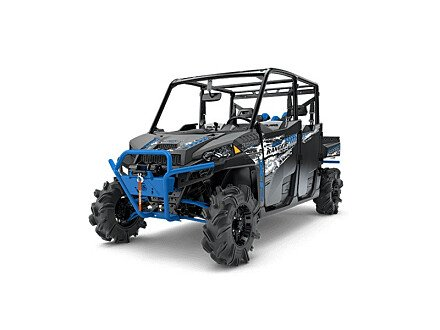2018 Polaris Ranger Crew XP 1000 for sale 200481399