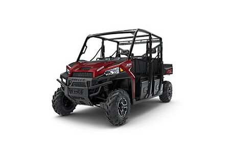 2018 Polaris Ranger Crew XP 1000 for sale 200505188