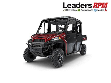 2018 Polaris Ranger Crew XP 1000 for sale 200511342
