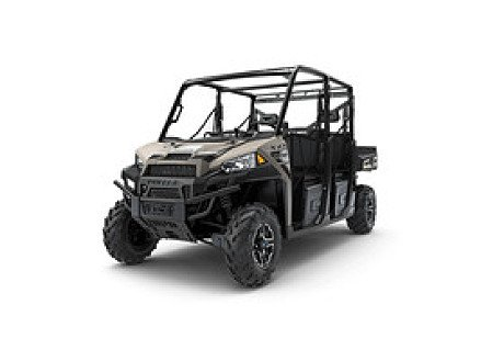2018 Polaris Ranger Crew XP 1000 for sale 200530911