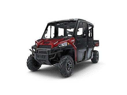2018 Polaris Ranger Crew XP 1000 for sale 200541240