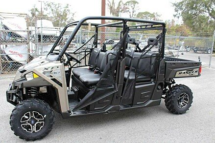 2018 Polaris Ranger Crew XP 1000 for sale 200552519