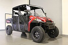 2018 Polaris Ranger Crew XP 1000 for sale 200567059