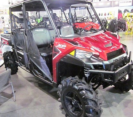 2018 Polaris Ranger Crew XP 1000 for sale 200614407