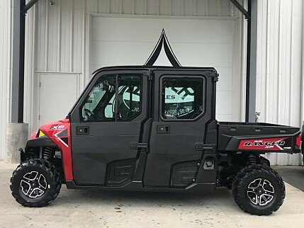 2018 Polaris Ranger Crew XP 1000 for sale 200617868
