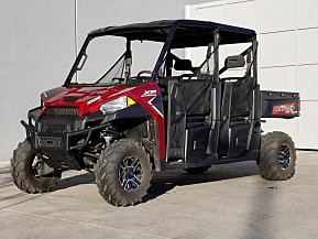 2018 Polaris Ranger Crew XP 1000 for sale 200649470