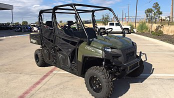 2018 Polaris Ranger Crew XP 570 for sale 200497107