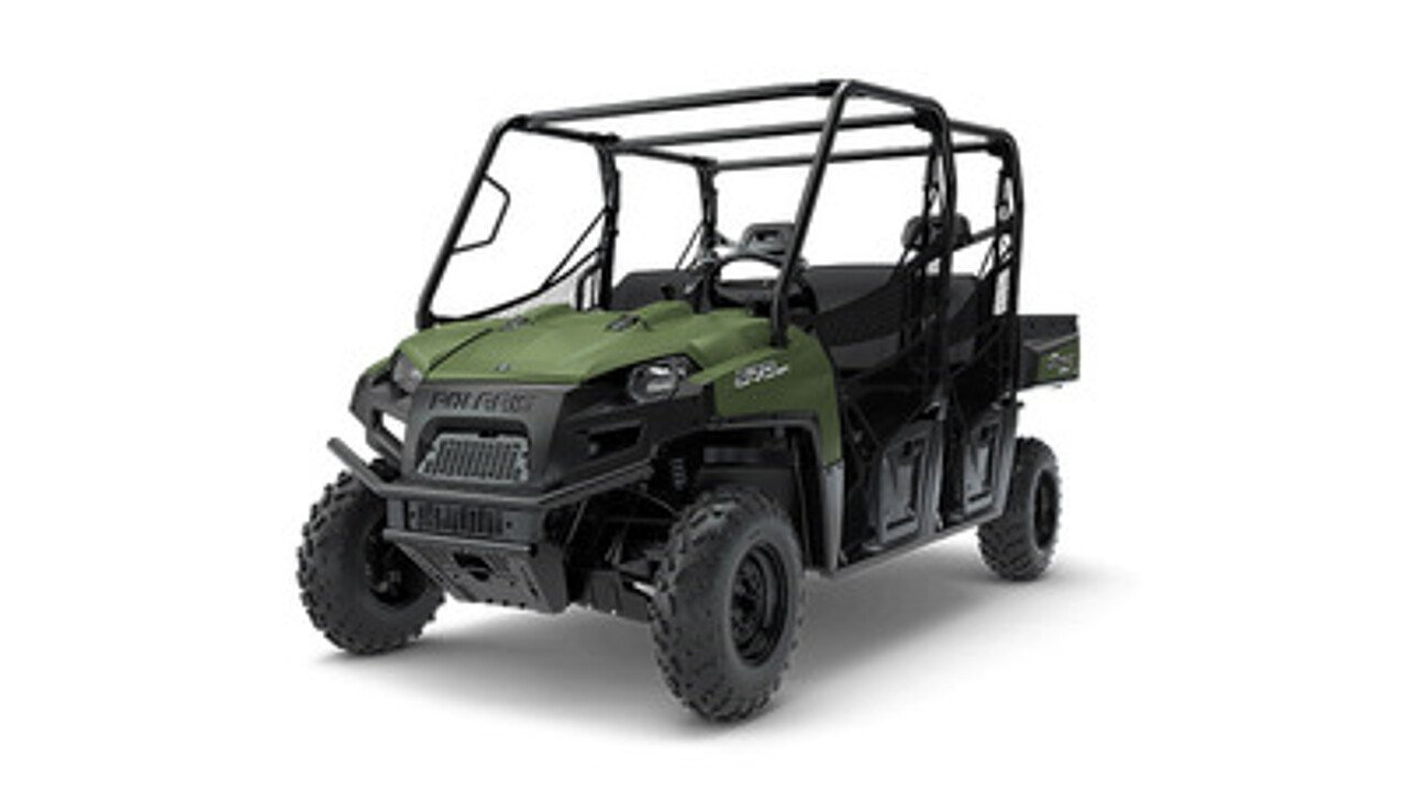 2018 Polaris Ranger Crew XP 570 for sale 200582695