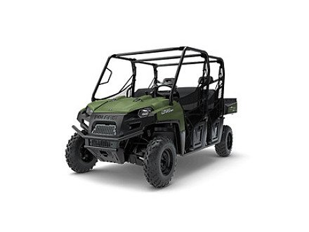 2018 Polaris Ranger Crew XP 570 for sale 200566901