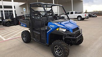2018 Polaris Ranger Crew XP 900 for sale 200497100
