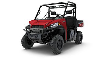 2018 Polaris Ranger Crew XP 900 for sale 200522315