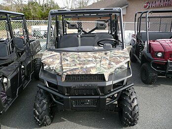 2018 Polaris Ranger Crew XP 900 for sale 200522856