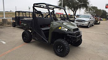 2018 Polaris Ranger Crew XP 900 for sale 200524869