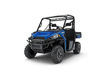 2018 Polaris Ranger Crew XP 900 for sale 200540807
