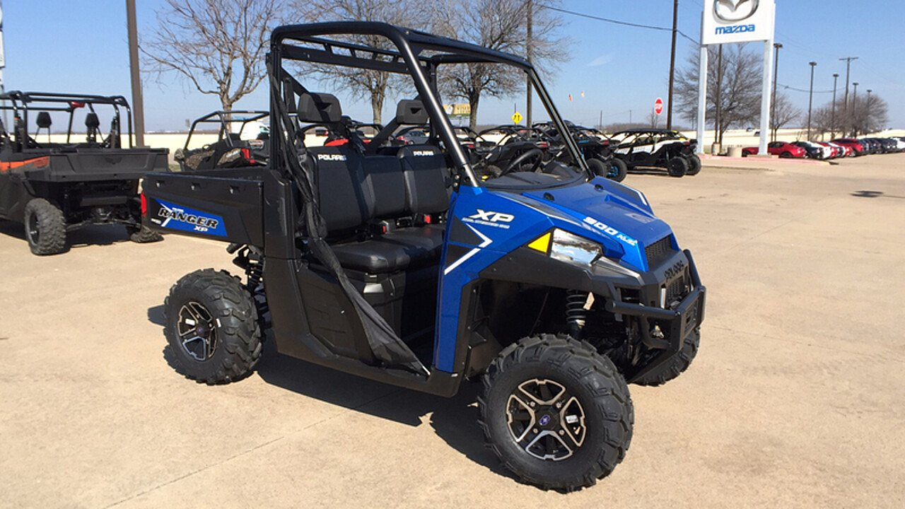 2018 Polaris Ranger Crew XP 900 for sale 200544898