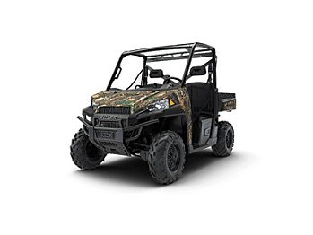 2018 Polaris Ranger Crew XP 900 for sale 200544993