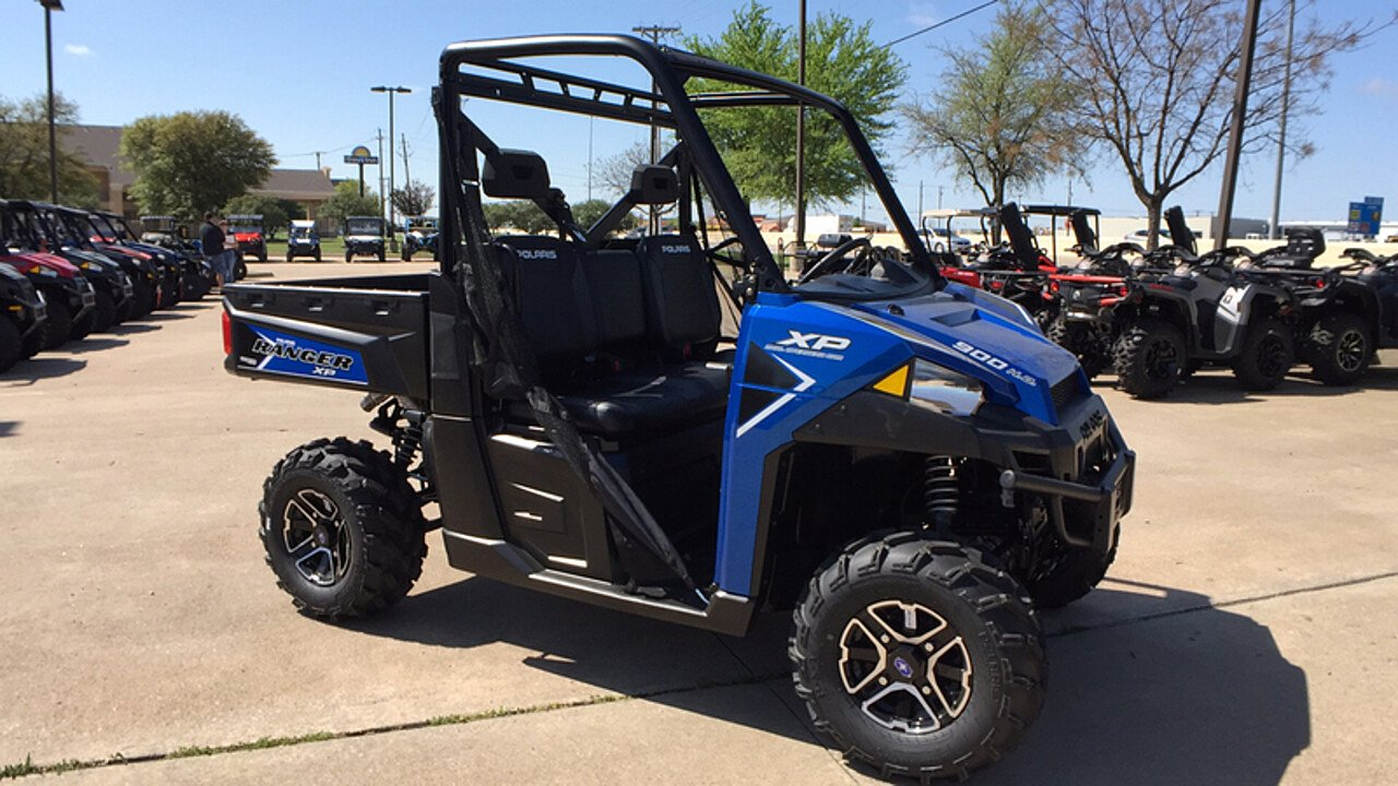 2018 Polaris Ranger Crew XP 900 for sale 200550206