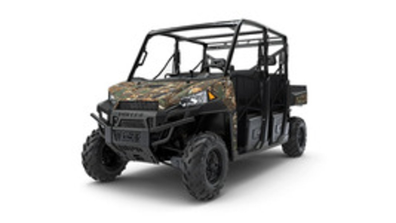 2018 Polaris Ranger Crew XP 900 for sale 200562738