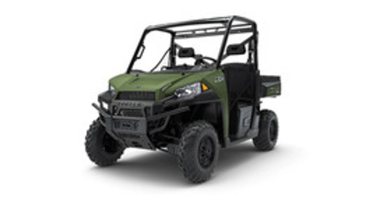 2018 Polaris Ranger Crew XP 900 for sale 200563122