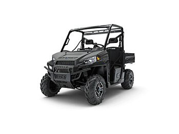 2018 Polaris Ranger Crew XP 900 for sale 200569674