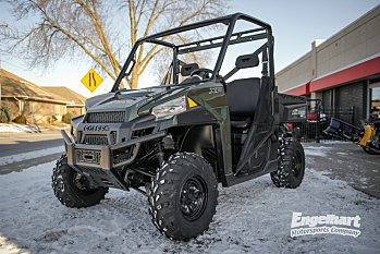 2018 Polaris Ranger Crew XP 900 for sale 200582325