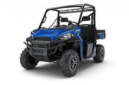 2018 Polaris Ranger Crew XP 900 for sale 200499213