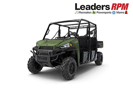 2018 Polaris Ranger Crew XP 900 for sale 200511369
