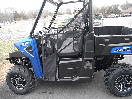 2018 Polaris Ranger Crew XP 900 for sale 200532117