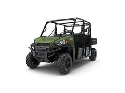 2018 Polaris Ranger Crew XP 900 for sale 200534578