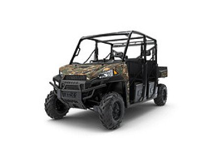 2018 Polaris Ranger Crew XP 900 for sale 200562737