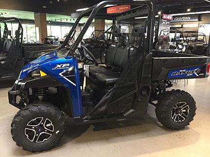 2018 Polaris Ranger Crew XP 900 for sale 200600144