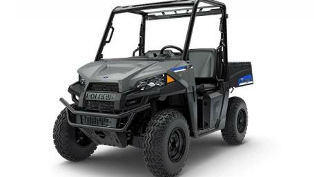 2018 Polaris Ranger EV for sale 200608694