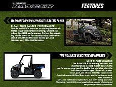 2018 Polaris Ranger EV for sale 200511333