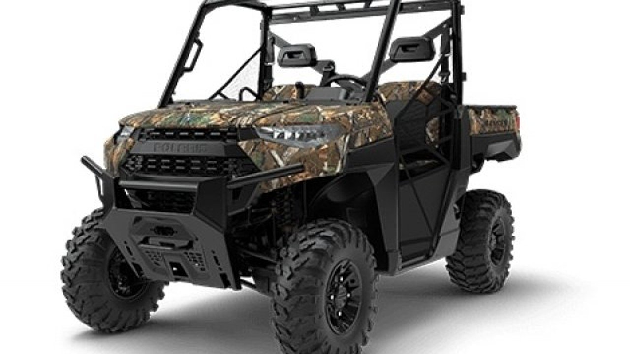 2018 Polaris Ranger XP 1000 for sale 200497615