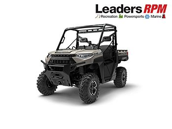 2018 Polaris Ranger XP 1000 for sale 200511346