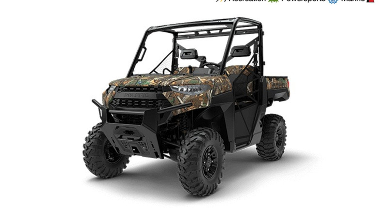 2018 Polaris Ranger XP 1000 for sale 200511351