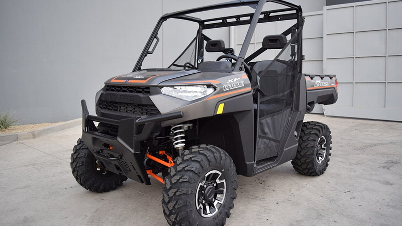 2018 Polaris Ranger XP 1000 for sale 200515700