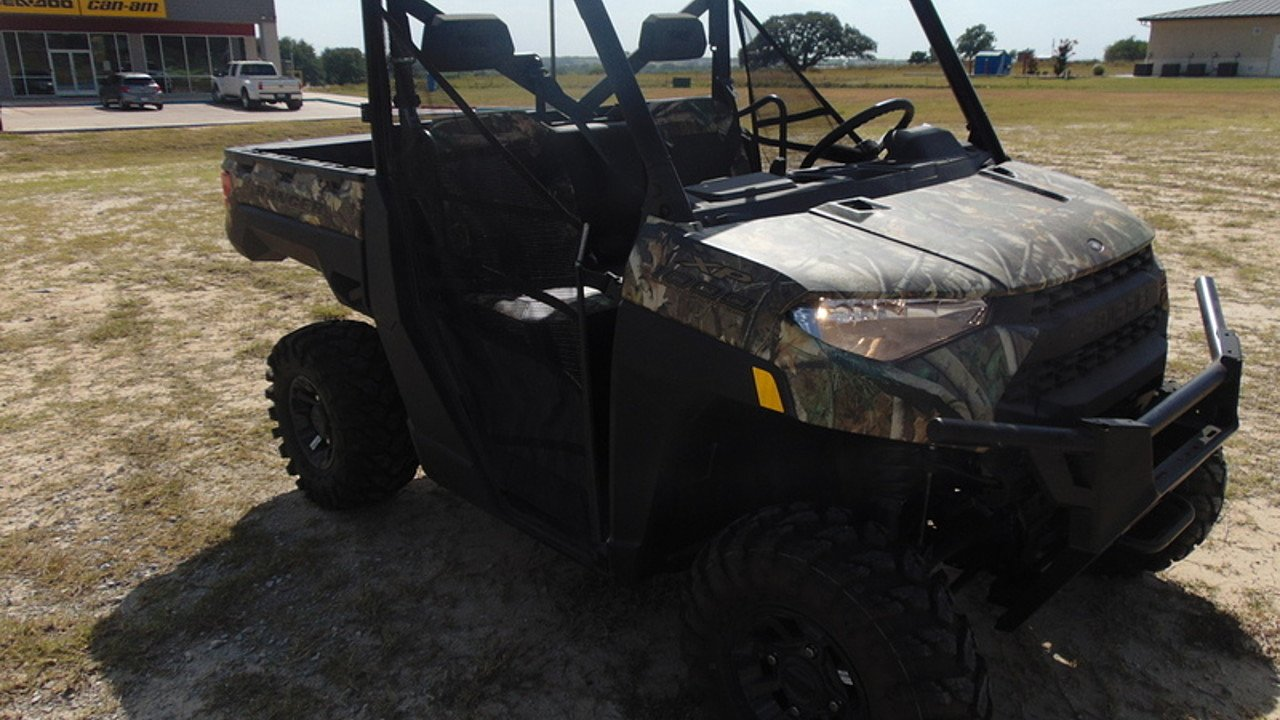 2018 Polaris Ranger XP 1000 for sale 200549439