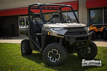 2018 Polaris Ranger XP 1000 for sale 200582287
