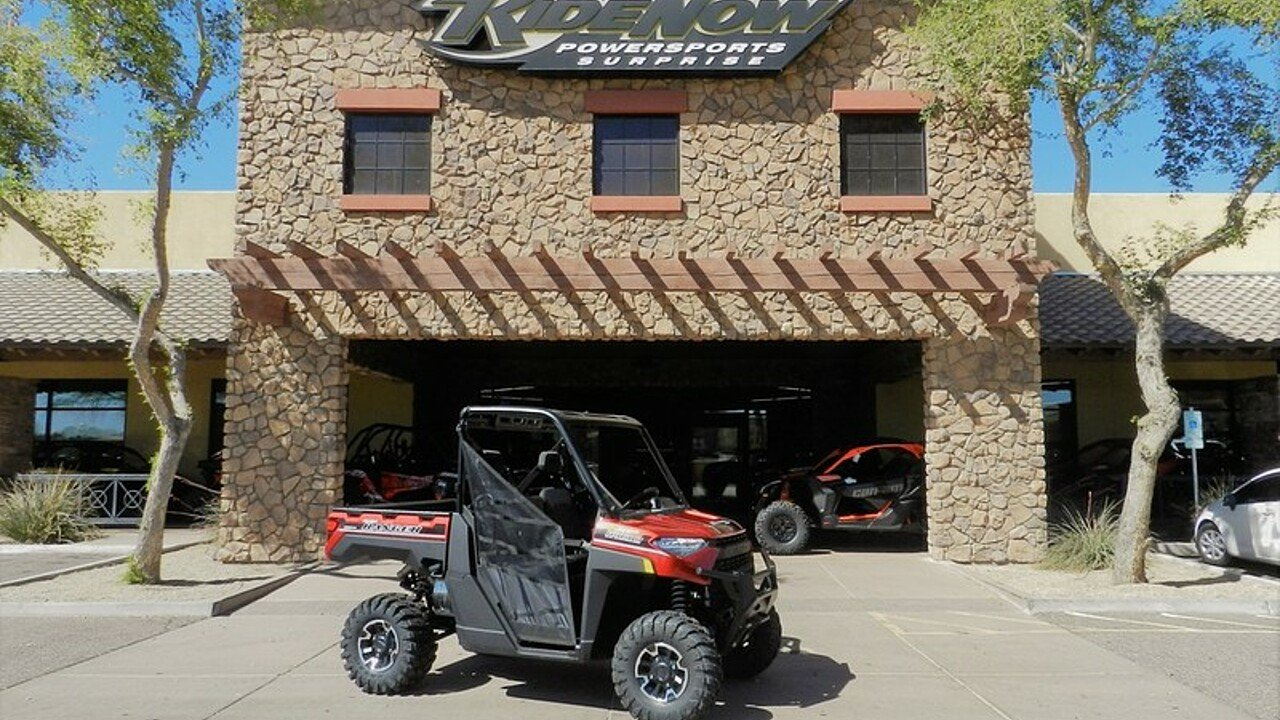 2018 Polaris Ranger XP 1000 for sale 200582761