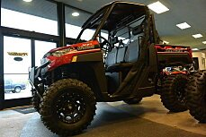2018 Polaris Ranger XP 1000 for sale 200570641