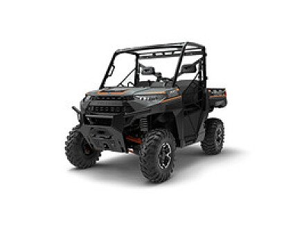 2018 Polaris Ranger XP 1000 for sale 200606609
