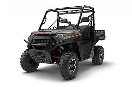 2018 Polaris Ranger XP 1000 for sale 200627936