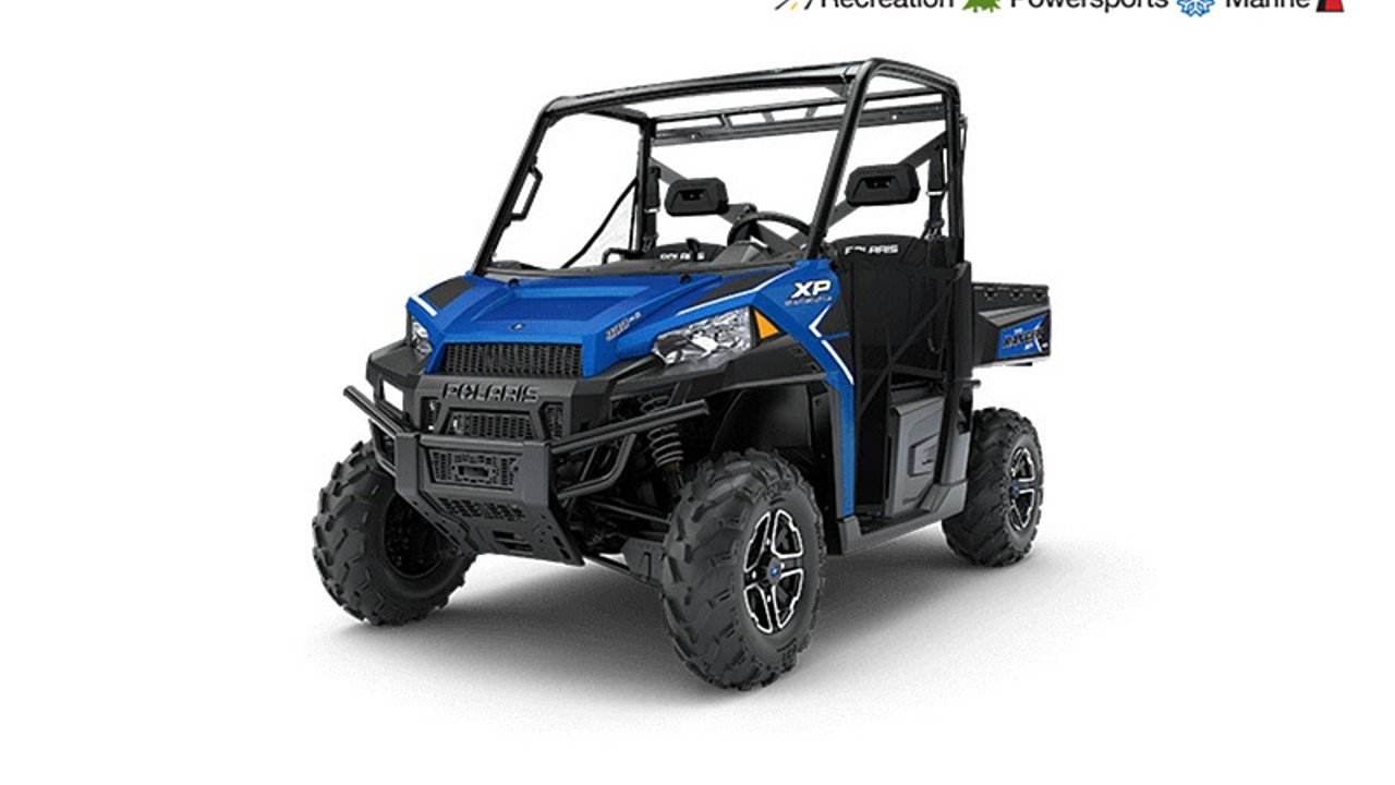 2018 Polaris Ranger XP 900 for sale 200511340