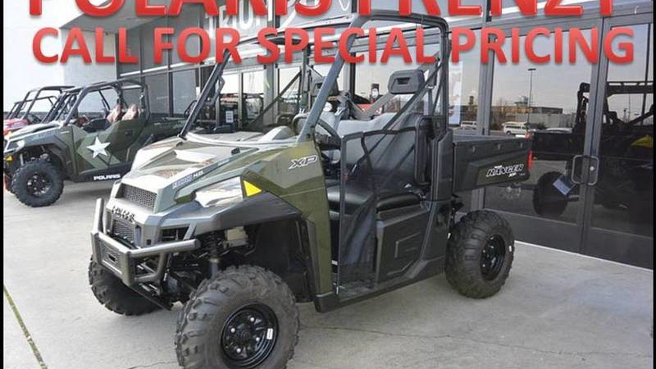 2018 Polaris Ranger XP 900 for sale 200522531