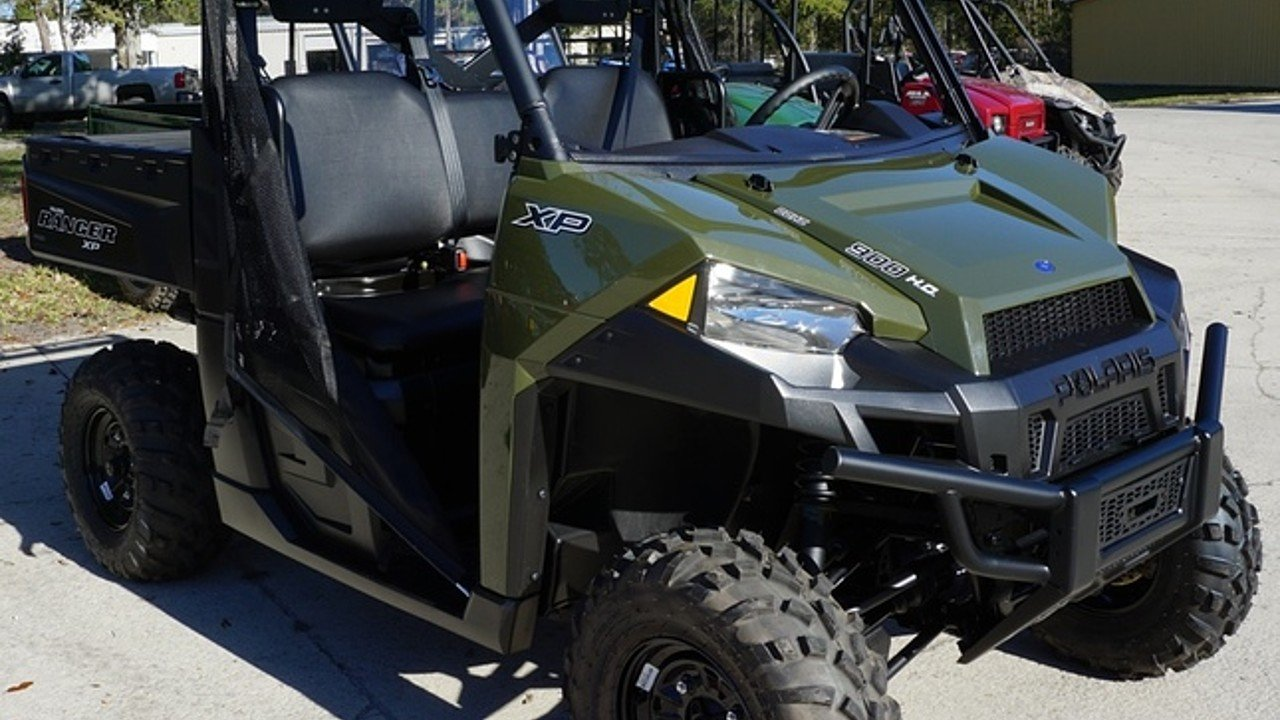 2018 Polaris Ranger XP 900 for sale 200570105