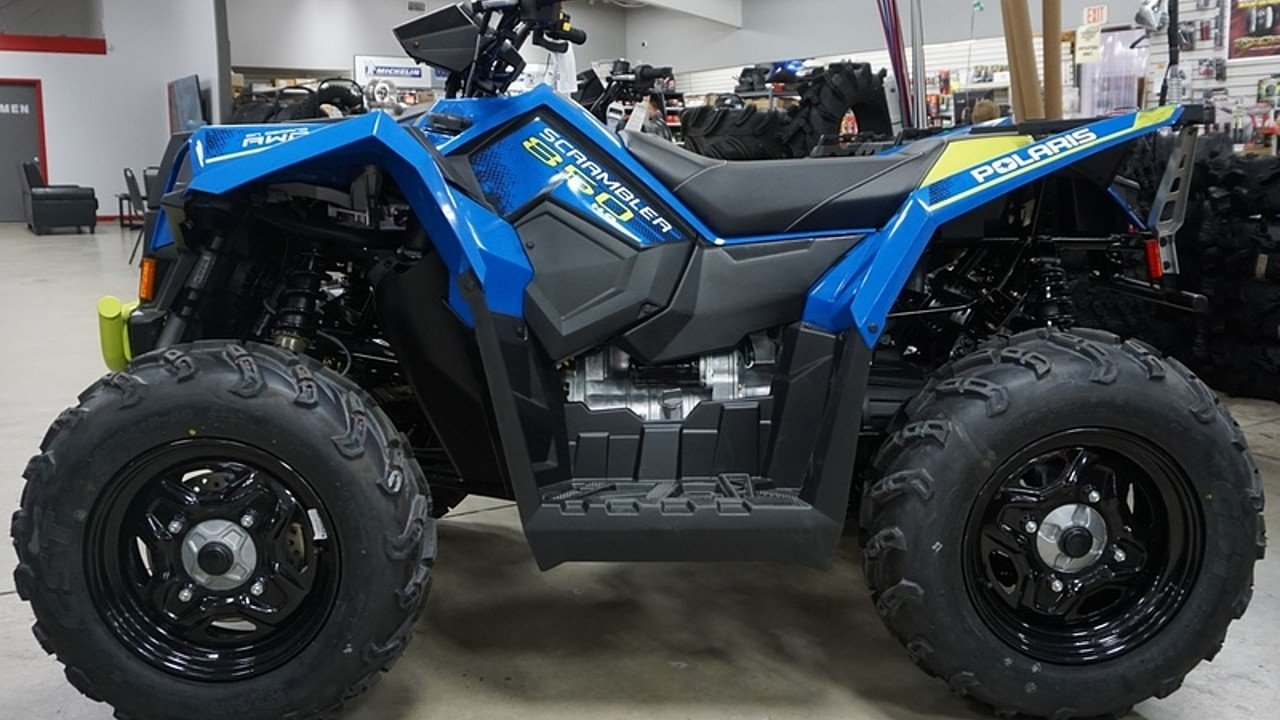 2018 Polaris Scrambler 850 for sale 200570058