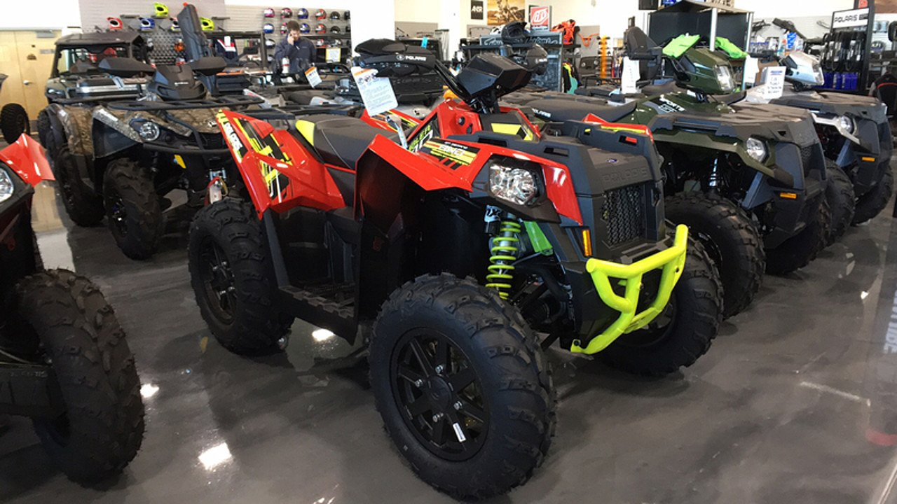 2018 Polaris Scrambler XP 1000 for sale 200515270