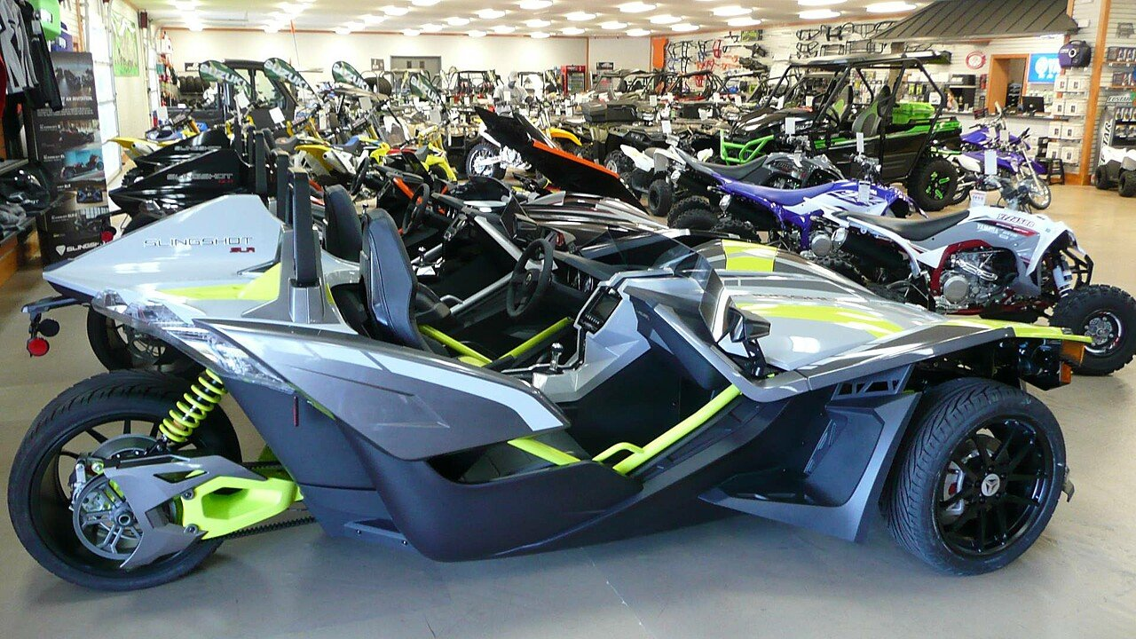 2018 Polaris Slingshot for sale 200497309