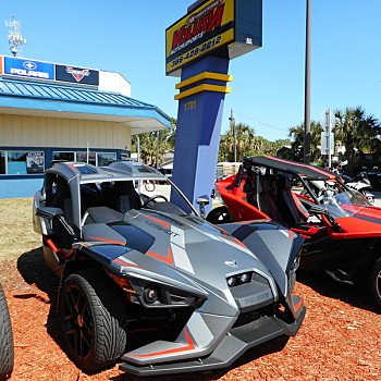 2018 Polaris Slingshot for sale 200542192